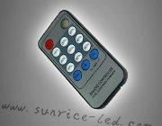 Triac dimmable 14 keys infrared remote controller