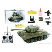 Quality Snow Leopard M26 1/16th Scale RC AirSoft Smoking Tank (Sound & Smoke Effect) for sale
