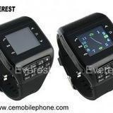 Best Wrist Watch Mobile Phone dual sim mobile phone Everest Q8+ wholesale