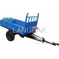 Best trailer match for walking tractor(0.8T) wholesale