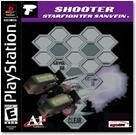 Quality Shooter Starfighter Sanvein for sale