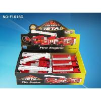 Item No.F1018D / Alloy Pull Back Fire with Sound