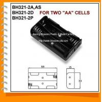 Best UM3 or AA Size Holders Two AA Battery Holder(BH321-2) wholesale