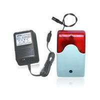 Quality Wired / Wireless indoor siren with flash for sale