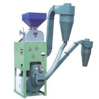 LNTF-S Combined Rice Huller & Whitener With Double Disk Mill