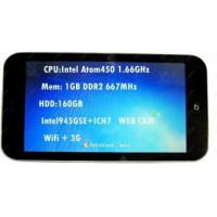 Best 10.1'' touch screen tablet pc MID apad Intel N450 160GB wholesale