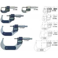Quality Scales Outside Digital Micrometers for sale