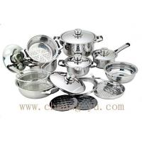 Quality 21 PCS COOKWARE SET Item:CYTG2105 for sale
