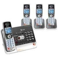 Best AT&T See details AT&T TL78408 5.8 GHz Digital Four Handset Cordless Telephone with Answering System, Caller ID, and Dial-in-Base Speakerphone wholesale