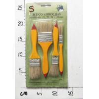 TOOLS Product  4PCS PAINTING BRUSH(0.5