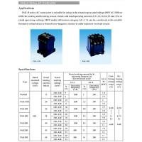 Quality PAK-H Series AC Contactor for sale