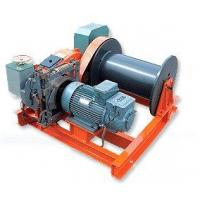 Quality Winching machines Details>>  JM Electrical Low Speed Winch,20kN-100kN for sale