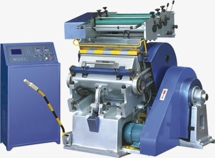 Buy DieCuttingMachineWithFoilStamping at wholesale prices