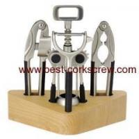 Best Kitchen Tool Sets wooden stand kitchen sets XH812 wholesale