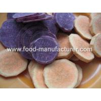 Best Freeze Dried Vegetables Freeze Dried Sweet Potato Slices wholesale