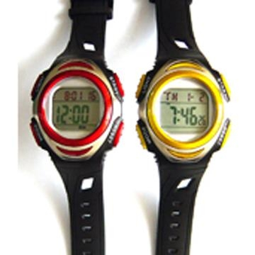Buy Vibrating Alarm/ Stopwatch Vibrating Alarm Watch at wholesale prices