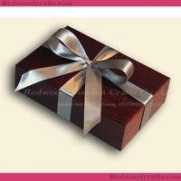 Quality wooden gift box for sale