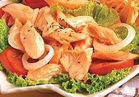 Best Surimi Smoked Salmon Chunks wholesale