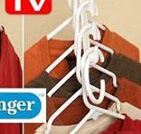 Quality Item  Wonder Hanger - Instantly triple your closet space for sale