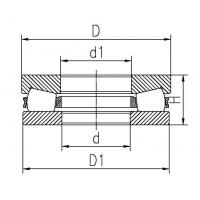 Quality thrust taper roller bearings for sale