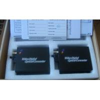 1Channel optical video converter
