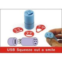 Best Cartoon USB Flash Drive - USB Squeeze out a smile wholesale