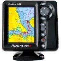 Best refurbished gps navigation systems Northstar (Navman) Explorer 550 Color GPS Chartplotter wholesale