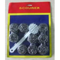 Quality A6115D s/10 wire scourer with handle stocks for sale