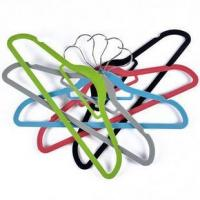 Quality hangers,flocking hanger/Magic hanger,clothes hangers china m for sale