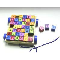 Quality Letter & Number Cubes Cart for sale