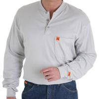 Buy cheap FR Henley in 100% Cotton (FR3W8) from wholesalers
