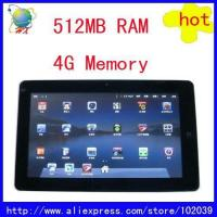 "Best Tablet PC 10"" tablet pc X220 ,Flytouch3 touch pad, Android 2 wholesale"