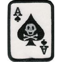 Best Ace of Spades Patch wholesale
