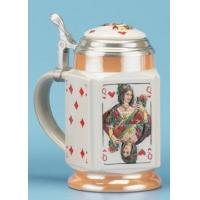 Best CARD PLAYER BEER STEIN wholesale