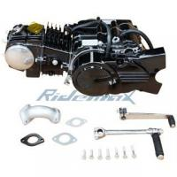 Best 125cc 4-stroke Dirt Bike Engine with Manual Transmission, Kick Start wholesale