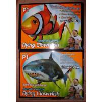 Best RC air swimmer,RC fly Fish,air fish with auto fly mode new to the marketing wholesale