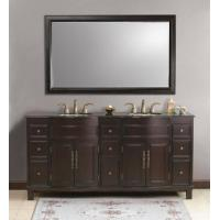 "Best 72"" Anthony Espresso Vanity wholesale"