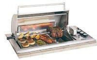 Quality Fire Magic Regal I Countertop Stainless Steel Drop In Grill for sale