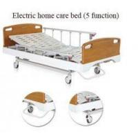 Best removable full Electric homecare bed Wooden Arc - shaped with rails CE approval wholesale
