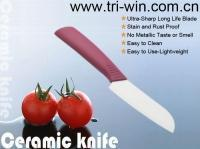 Best Ceramic Kitchen Knives , Non-stick Coating Knives wholesale