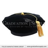 Best Velvet Tam With Gold Bullion Tassel wholesale