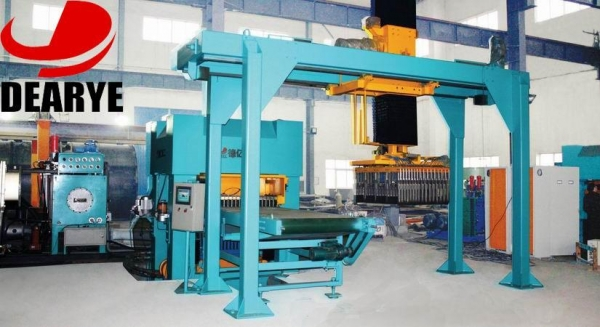 Buy DY1250 Automatic hydraulic brick machine at wholesale prices