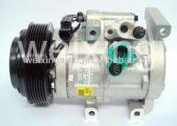 Best Auto Air Conditioning Compressor HS20 For HYUNDAI STAREX 97701-4H000 wholesale