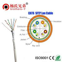 Best 4 Pairs Cat6a LAN Cable/Network CableConductor wholesale