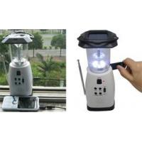 Best Solar Radio Lantern with Hand Dynamo wholesale