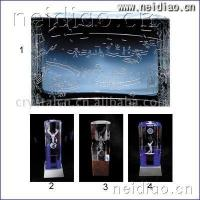 Best Multi-map-Square 3D Laser Crystal wholesale