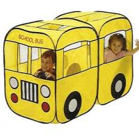 Quality KID ITEMS 21202: Kid bus tent for sale