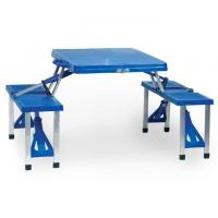 Quality PICNIC FURNITURE 26001: Picnic folding table and bench set for sale