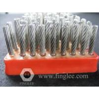 Quality Abrasive Brush Frankfurt Wire Abrasive Brush for sale