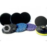 Quality Flap Wheel Nylon Fibre Abrasive Wheel-Velcro Wheel for sale